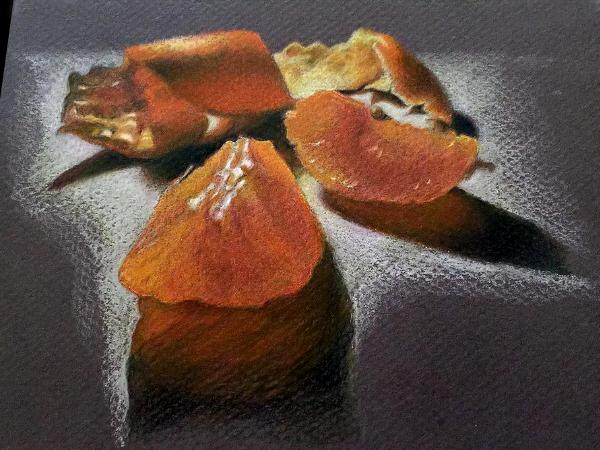 Study of an Orange